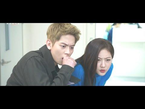 레버리지 (Leverage) Funny Scenes   Korean Drama