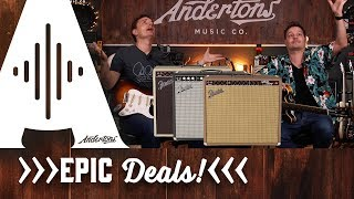 Download Lagu Fender Vibro-King 20th Anniversary Amp - Epic in Every Way Mp3