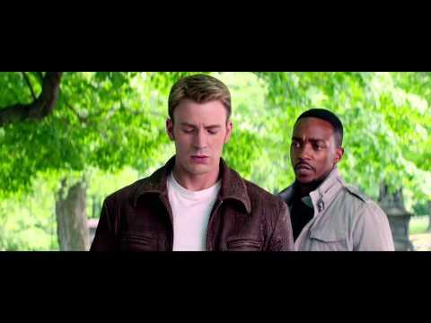 Captain America: The Winter Soldier (TV Spot 'Destroy')