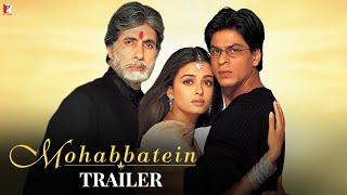 Nonton Mohabbatein   Official Trailer   Amitabh Bachchan   Shah Rukh Khan   Aishwarya Rai Film Subtitle Indonesia Streaming Movie Download