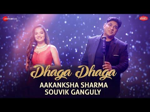 Dhaga Dhaga | Aakanksha Sharma | Souvik Ganguly | Ashish-Vijay