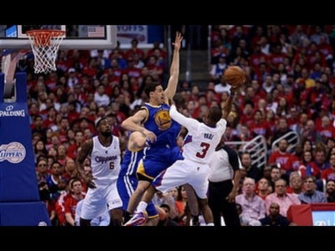 duel - Golden State Warriors Highlights: http://www.nba.com/video/warriors Los Angeles Clippers Highlights: http://www.nba.com/video/clippers Subscribe to NBA LEAGU...