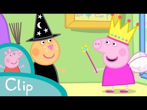 Peppa Pig Français | Les déguisements