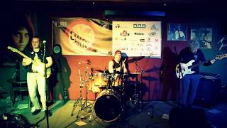 Video AM Band - Lights Out solo (Havirov)