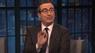 Video John Oliver on Late Night with Seth Meyers Full Interview MP3, 3GP, MP4, WEBM, AVI, FLV Maret 2018