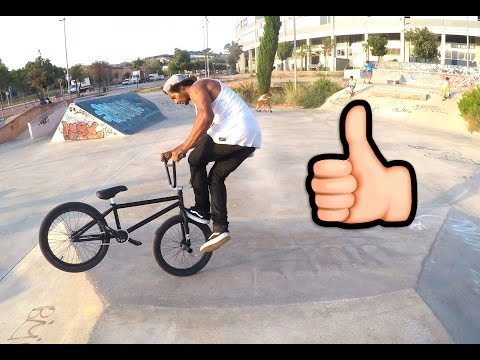 APRENDE FOOTJAM WHIP EN BMX (видео)