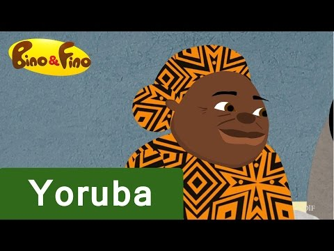 A Yoruba Cartoon Movie Episode For Children