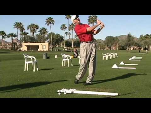 Billy Bondaruk.com Spring Load Stack n Tilt Pitch Shot