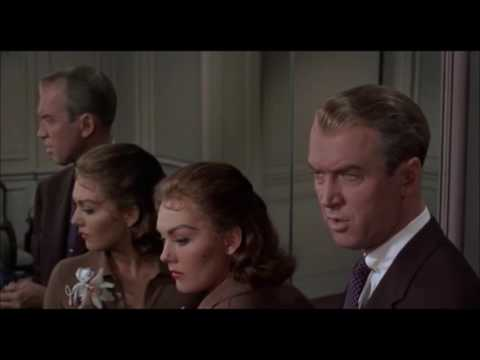 Vertigo (1958) Scotty Remakes Madeline