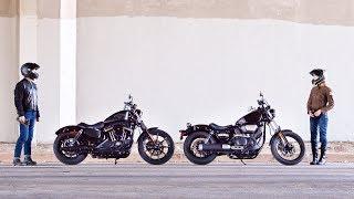 10. 2017 Harley-Davidson Sportster Iron 883 Vs. Yamaha Star Bolt