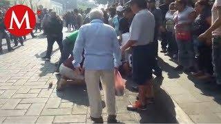 ÚLTIMA HORA: Balacera en Cuernavaca deja varios heridos