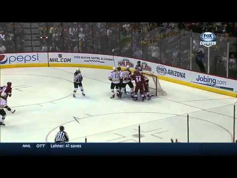 Boston Bruins vs Phoenix Coyotes 22.03.2014