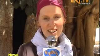 Eritrea - Tourists from Germany and Austria express satisfaction by Eri TV