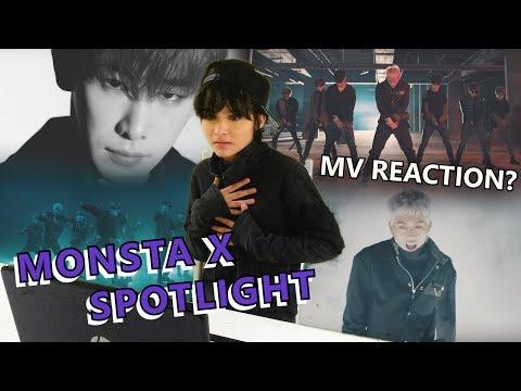 WATCHING MONSTA X SPOTLIGHT - MV REACTION? by Frost