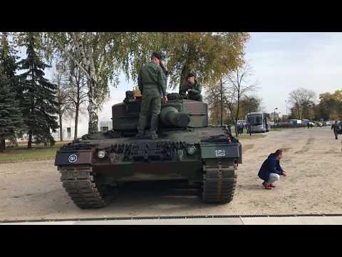 Wideo1: Piknik militarny z okazji Międzynarodowego Dnia Weterana