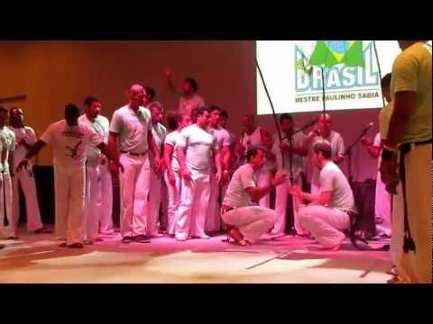 Batizado Mestre Paulinho Sabiá GCB - 2012