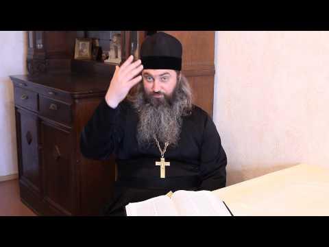 Беседа на чтение Апостола в Неделю о Страшном суде. 2015.02.15