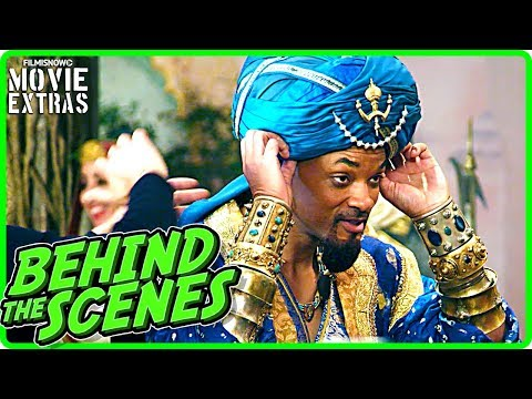ALADDIN (2019) | Behind the Scenes of Will Smith Disney Classic Live-Action Movie