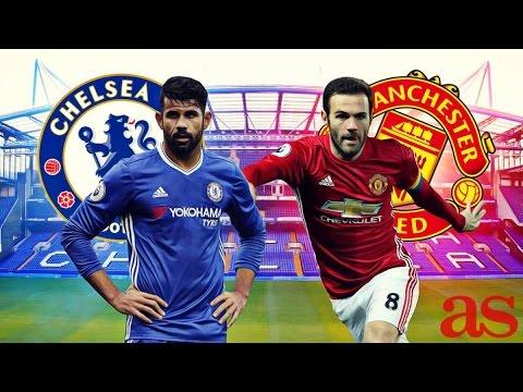 Chelsea vs Manchester United 1-0 - Goals & Highlights 13/03/2017 HD