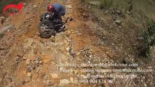Best Ever Offroad Motorcycle Tour in Vietnam