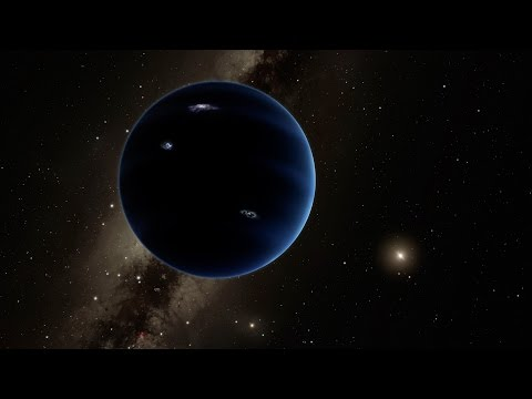Evidence of the Existence of a Ninth Planet in Our Solar