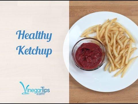 Healthy Ketchup