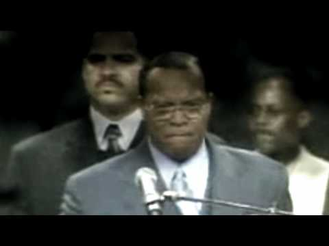 Louis Farrakhan - Criminology