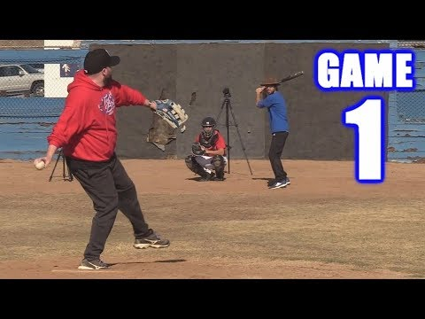 IT'S BASEBALL TIME! | Offseason Baseball Series | Game 1