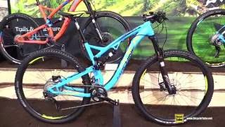 Video 2016 Rock Machine Blizzard 70 29 Mountain Bike - Walkaround - 2015 Eurobike MP3, 3GP, MP4, WEBM, AVI, FLV Agustus 2017