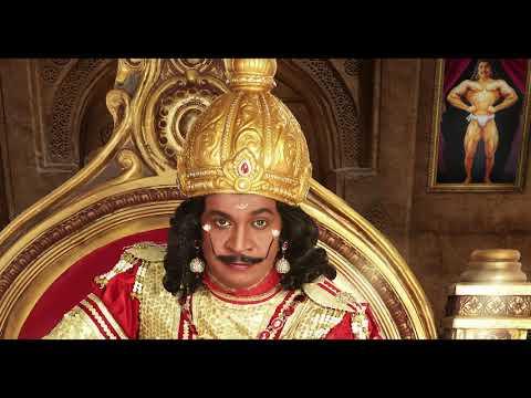 Imsai Arasan 24am Pulikecei - Official Motion Poster |