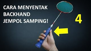 Video Cara MENYENTAK Backhand Jempol Samping | Part 4 | Backhand Kerassss MP3, 3GP, MP4, WEBM, AVI, FLV November 2018