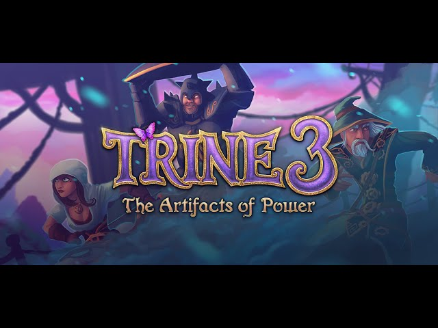Видео к игре Trine 3 The Artifacts of Power