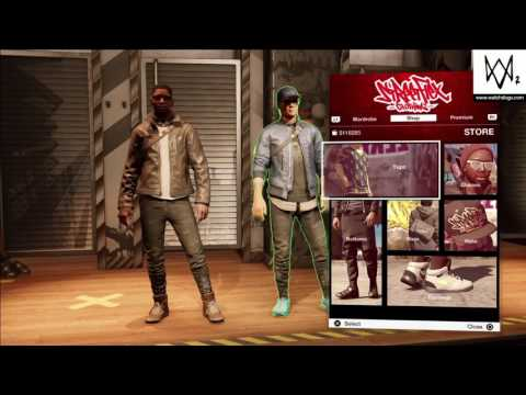 Epic Escapes and Killin Dogs (Watch Dogs 2 #1)