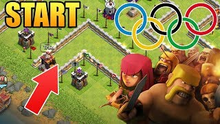 Video Clash of clans Olympics!! Who's the best troop in CoC? | Clash Olympics 2017 Best troop of all! MP3, 3GP, MP4, WEBM, AVI, FLV September 2017
