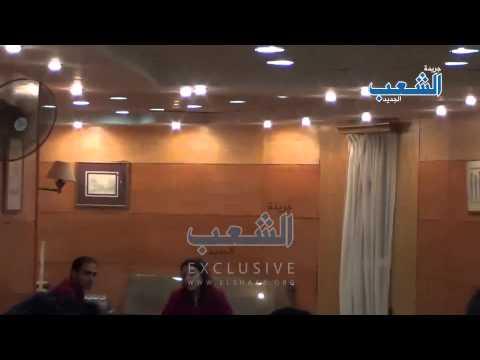 نساء حملة تحيا مصر يحاولن إفشال مؤتمر ضد قانون الخدمة المدنية