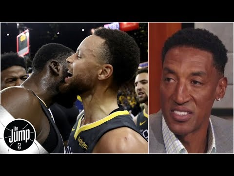 'It's pretty scary' how good the Warriors are without Kevin Durant - Scottie Pippen | The Jump