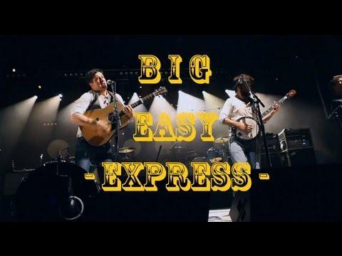 Mumford & Sons - Little Lion Man (Big Easy Express)