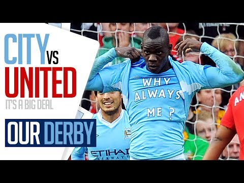Video: THIS IS OUR DERBY! | Manchester City v Manchester United