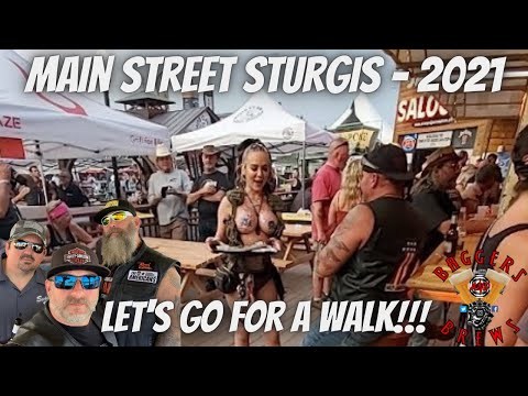 Live From STURGIS - MAINSTREET