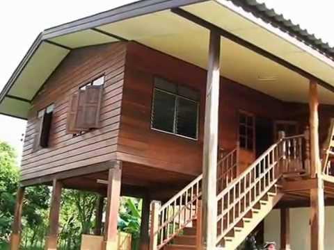 บ้านไม้ - บ้านไม้เชียงใหม่ ดอยสะเก็ด ขายถูก ทำเลใกล้บ่อสร้างสันกำแพง เฟอร์ใหม่ครบทั้งหลัง...