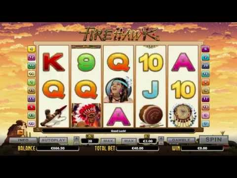 Fire Hawk™ free slots machine game preview by Slotozilla.com