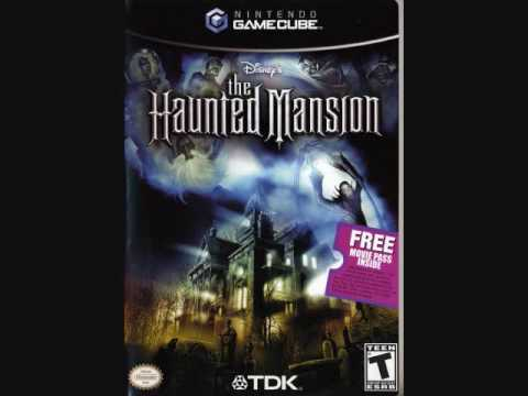 The Haunted Mansion Soundtrack – Children's Room