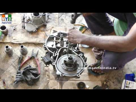 BIKE ENGINE REPAIRING | BIKE MECHANIC