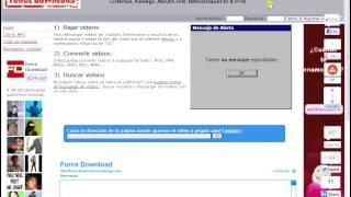 R S De Youtube Mediante Force-download Sin Programas