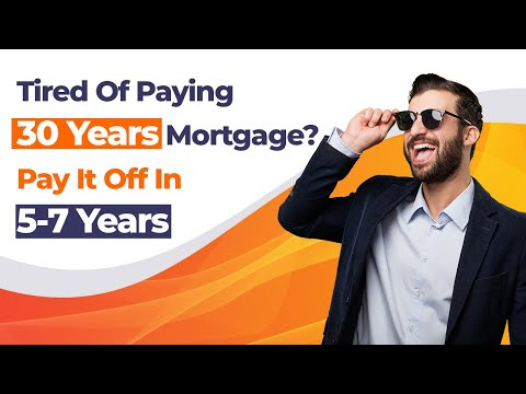 Dont Replace Your Mortgage Pay it off in 5 to 7 Years. Plain, Simple Proof