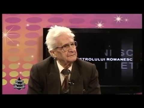 Emisiunea Seniorii Petrolului Romanesc – 07 noiembrie 2015 – partea I