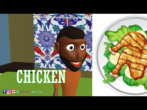 Chicken ( Funny 3D Cartoon) by Ptoons Africa, Number one Nigerian Cartoon Comedy channel.