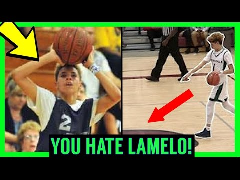 How LaMelo Balls 92 point game RUINED HIM!! LaMelo MUST fix his shot! (видео)