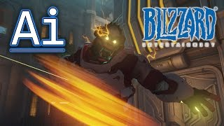 Blizzard Reveals New Multiplayer Shooter Overwatch At BlizzCon