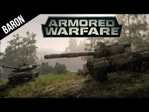Modern - Armored Warfare Gameplay & Discussion - Modern Tank Battles! ○Armored Warfare Beta Sign up: http://aw.my.com/us/ ○Armored Warfare Trailer: http://youtu.be/pzXhmDg7-tw ○Armored Warfare...